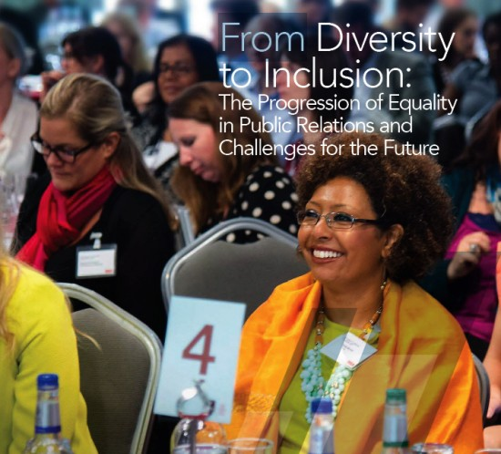 Cover of diversity report